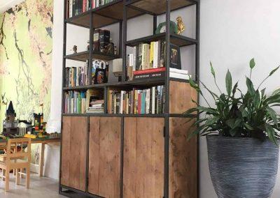 Houtvision-sloophout-maatwerk-industriële-meubelen-op-maat-gebruikt-oud-hout-staal-kaasplanken-stalen-frame-vakken-kast-deuren-jeff (2)