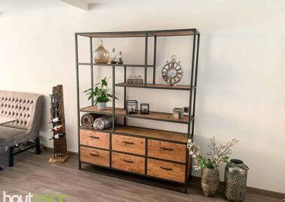 Houtvision-sloophout-maatwerk-industriële-meubelen-op-maat-gebruikt-oude-hout-staal-kaasplanken-kast-jeff-laden-3-salontafel-tv-meubel (1)