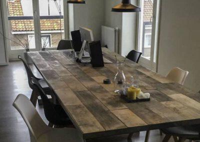 Houtvison-sloophout-maatwerk-kaasplanken-meubels-tafel-staal