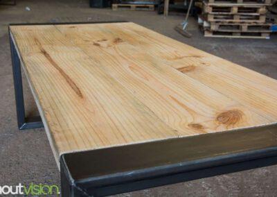 houtvision-sloophout-maatwerk-eettafel-scandinavisch-staal-stalen-frame-onderstel-5x12-chinees-hardhout-1