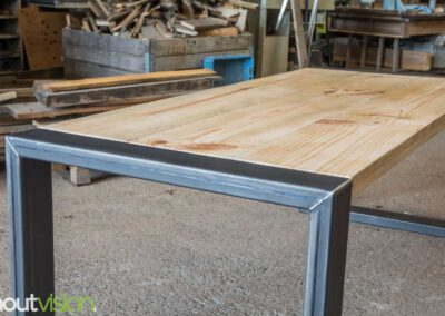 houtvision-sloophout-maatwerk-eettafel-scandinavisch-staal-stalen-frame-onderstel-5x12-chinees-hardhout-4