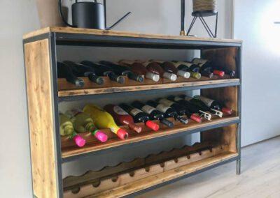 houtvision-sloophout-maatwerk-kast-wijnrek-wijnkast-meubel-wijnflessen-kaasplanken-oude-1