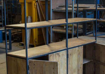 houtvision-sloophout-maatwerk-meubelen-industriele-op-maat-kast-oude-kaasplanken-staal-stalen-frame-twee-delige-oud-hout-wandkast-3