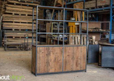 houtvision-sloophout-maatwerk-meubelen-op-maat-grote-xl-kast-duurzaam-plato-hout-mangohout-look-a-like-staal-stalen-frame-industrieel-4