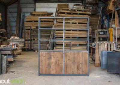 houtvision-sloophout-maatwerk-meubelen-op-maat-grote-xl-kast-duurzaam-plato-hout-mangohout-look-a-like-staal-stalen-frame-industrieel-5