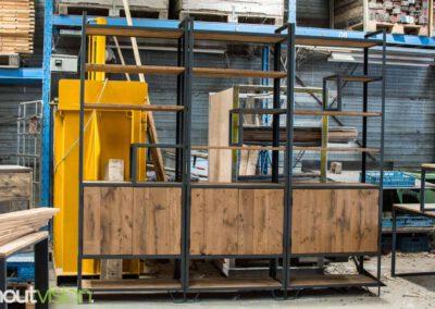houtvision-sloophout-maatwerk-meubelen-op-maat-industrieel-kast-modulaire-vakken-planken-deuren-opbergen-staal-stalen-frame-2