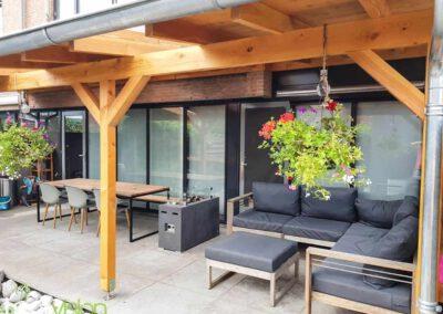 houtvision-sloophout-maatwerk-meubelen-op-maat-tuin-buiten-tafel-eettafel-meerpalen-hout-stalen-onderstel-staal-industrieel-hardhout-basralocus-3
