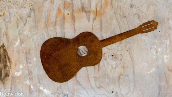 stalen gitaar