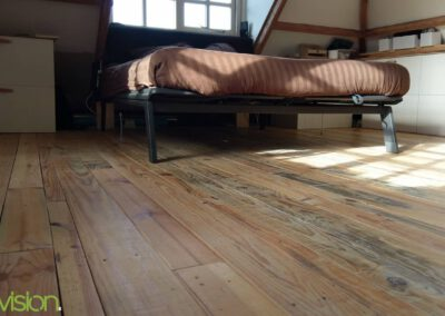houtvision-sloophout-vloer-vloerdelen-slaapkamer-grenen-douglas-hout-4