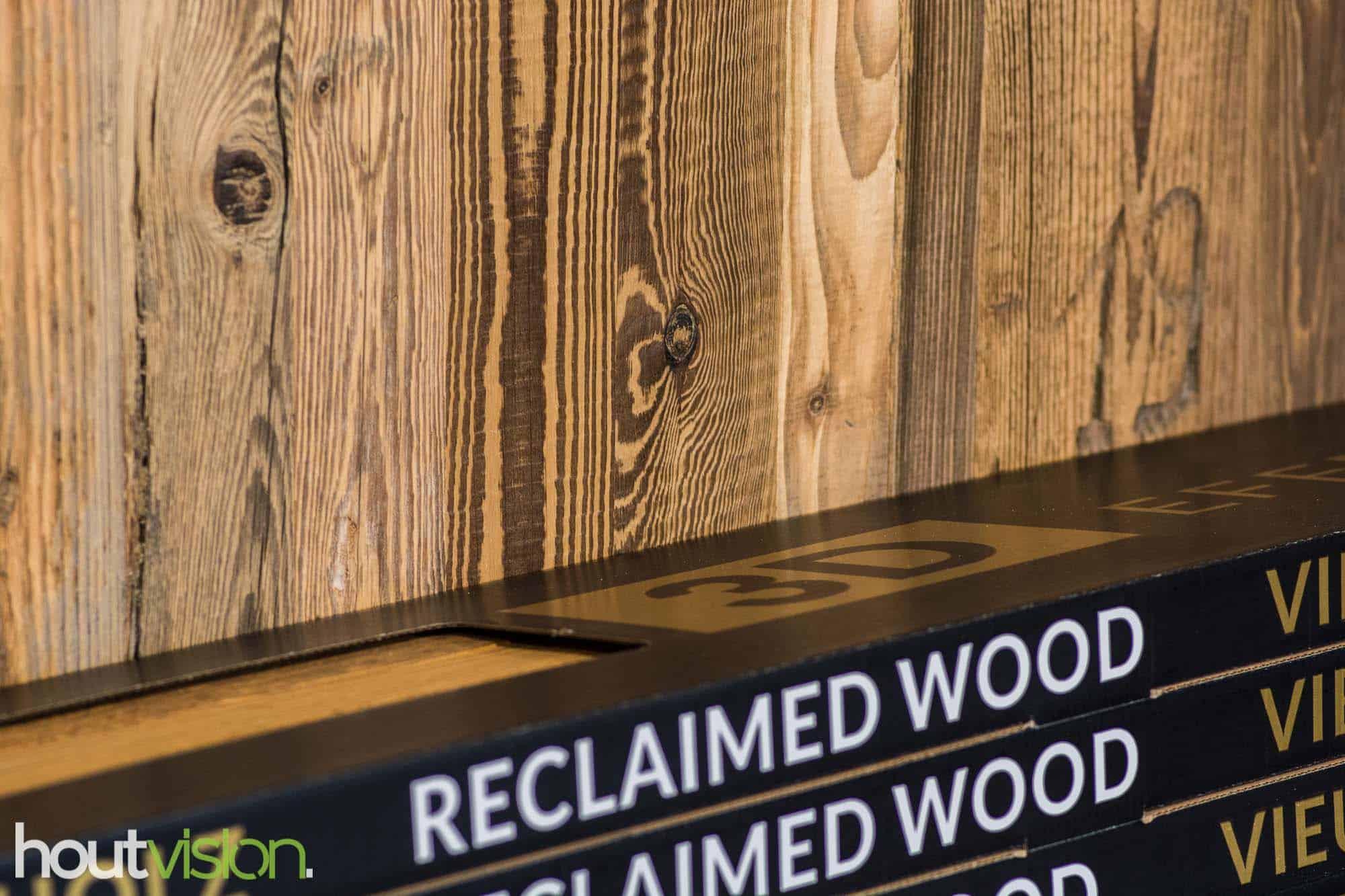 houtstrips barnwood oud hout planken 3d effect