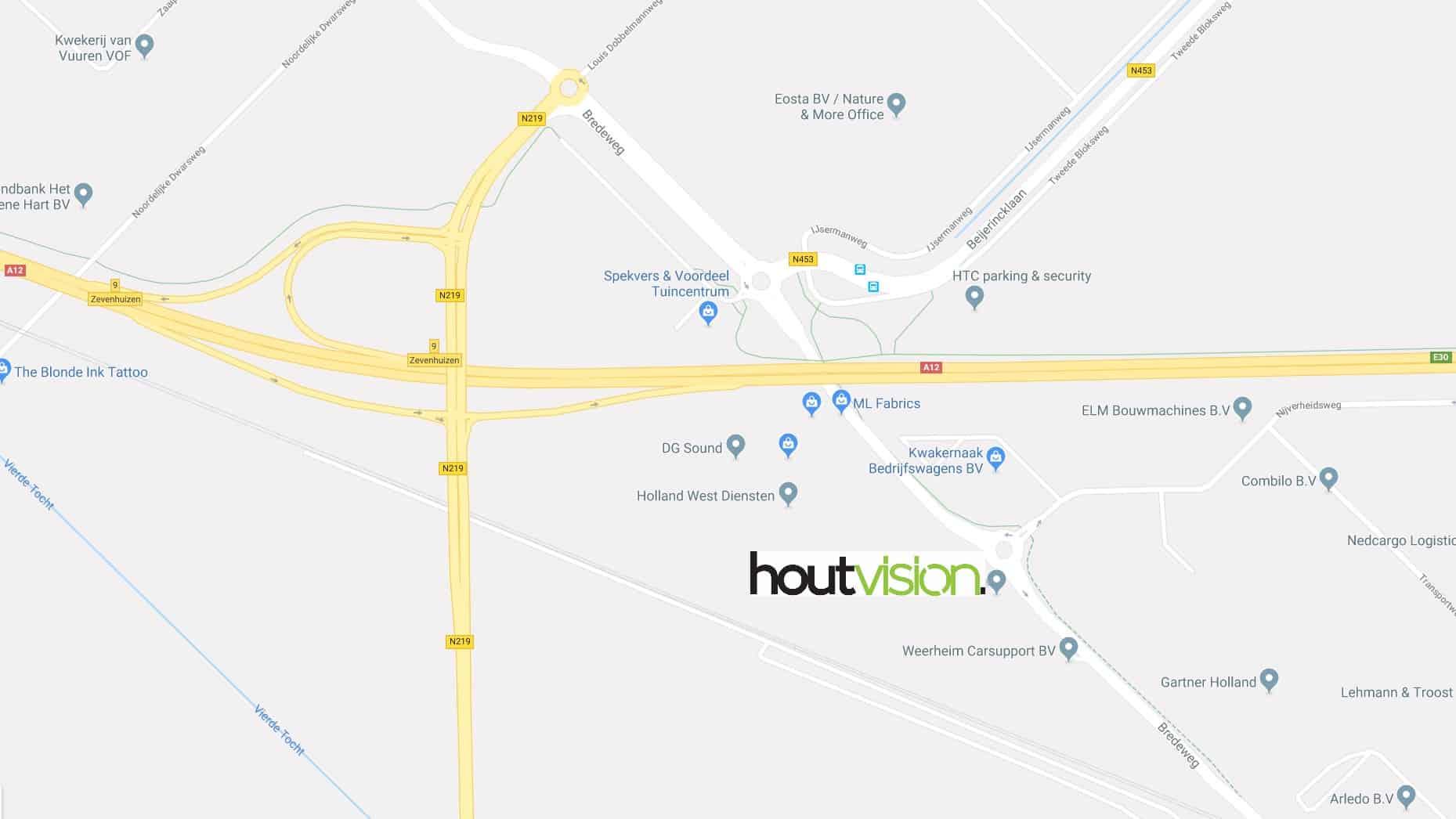 Nieuwe Locatie: Bredeweg 134 te Zevenhuizen