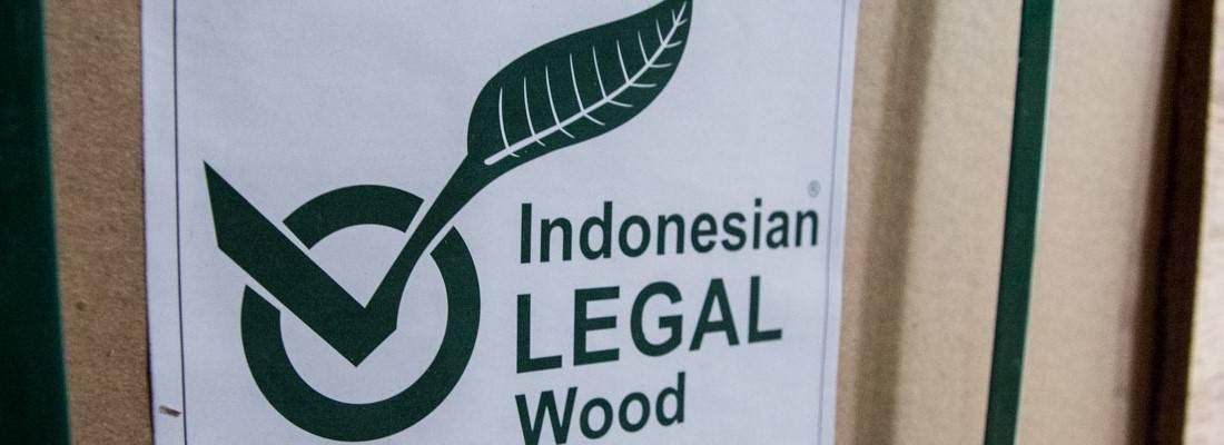 Het hout voor de houtstrips komen uit een legaal gekapt bos, duurzame en milieuvriendelijk houtstrips. Indonesian Legal Wood.